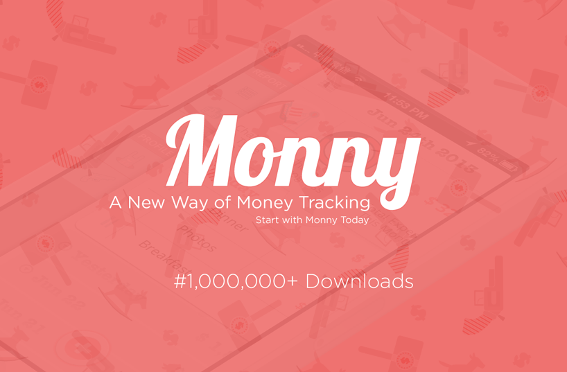 My Very First 100,0000 Downloads App – A cute and fun way of tracking your daily expense